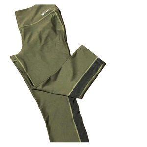 Nike Forest Green Leggings